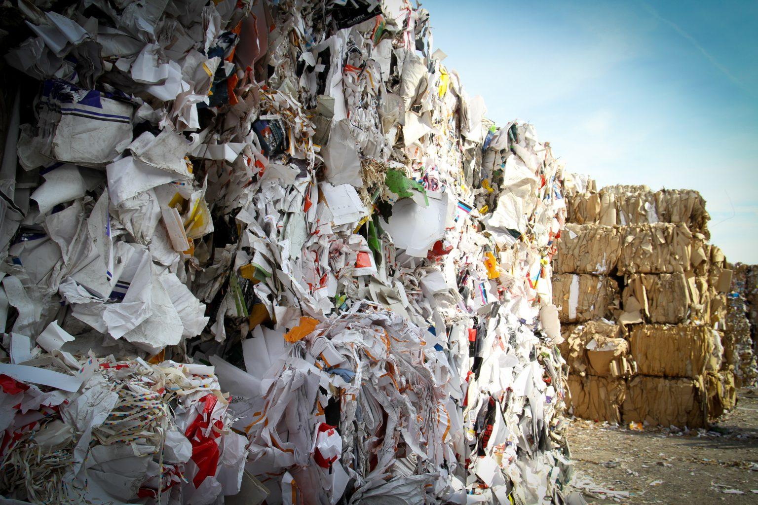 réduire et valoriser les déchets